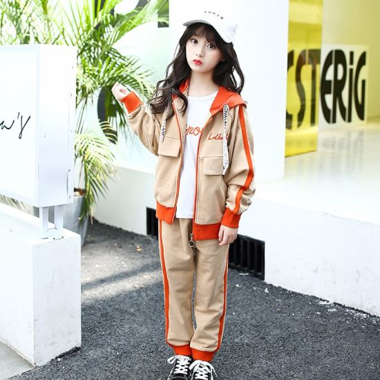 China Children S Wear Casual Korean Girl Clothes China Clothes Suit