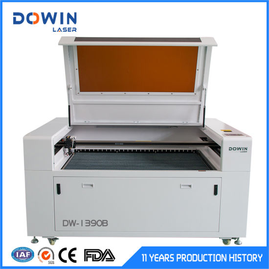 1390 CO2 Laser Cutting Machine Laser Engraver Machine Laser Cutter for Leather Rubber Grass Wood