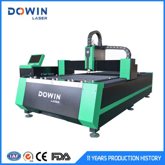 1000W CNC Metal Fiber Laser Cutting Machine Aluminum Carbon Steel Stainless Steel Sheet Laser Cutter China Factory Cheap Price