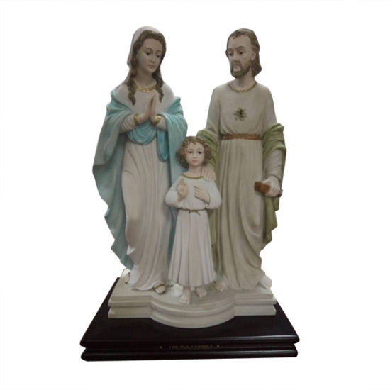 Customize High Quality Resin Religion Figurine