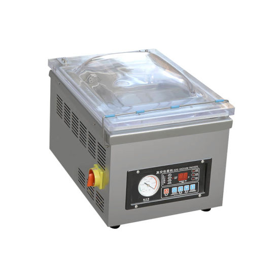 Dz-300 Desktop Commercial Vacuum Sealing Machine for Rice Meat Fish