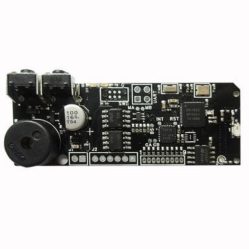 Electronic Lighter Cigar Lighter Controller Board Audio Output PCBA Various Requests Are Accepted