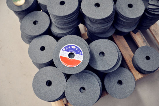Vitrified Aluminum Oxide General Purpose Grinding Wheels pictures & photos