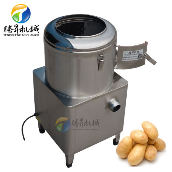 Tengsheng Barrel Electric Sand Rod Cleaner Chili Dry Cleaning Machine (TS-P10)