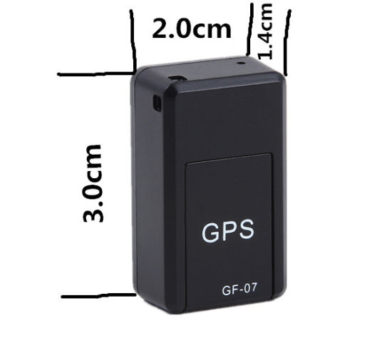 GF-07 Mini GPS Real time Car Locator Tracker Magnetic GSM//GPRS Tracking Device