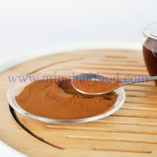 Black Instant Tea Powder for Cold Tea Drink Milk Tea pictures & photos