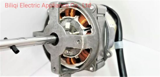 Single-Phase Aluminum Shell Fan Motor/Standing, Pedestal, Wall AC Fan Motor/with Gearbox or Synchronous Motor