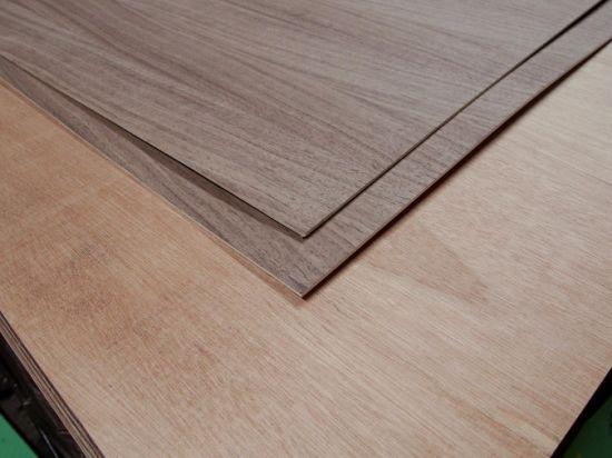 Bintangor/Okoume/Red Pencil Ceder Commercial Plywood