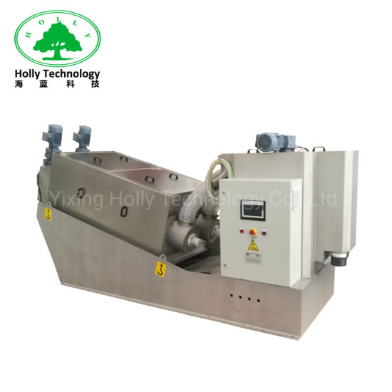Automatical Sewage Treatment Plant for Wastewater Treatment