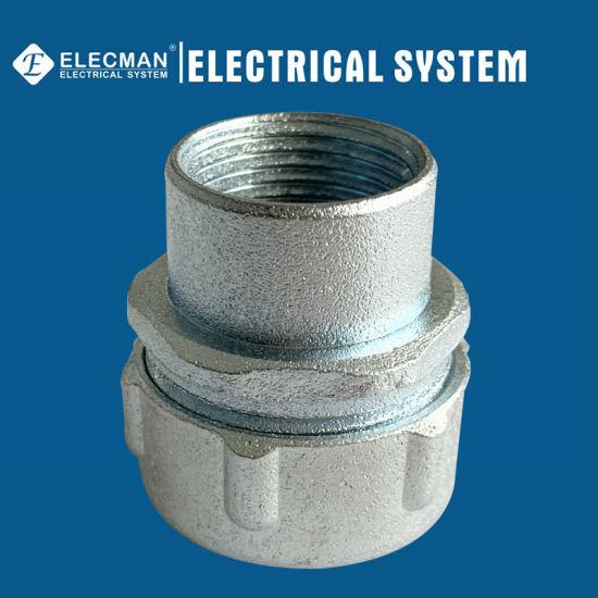 IEC Rigid to Liquid Tight Connector 20mm