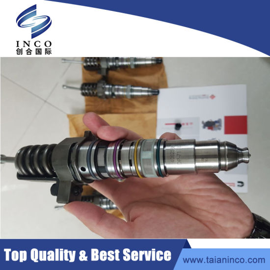 in Stock Diesel Fuel Injector Nozzle 3609962 for Machinery