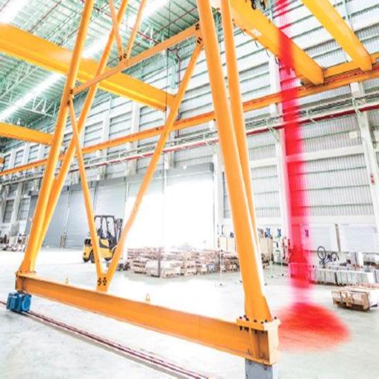 China 9-60V LED Blue Spot Red Line Overhead Crane Safety
