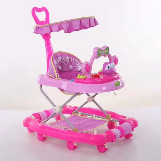 Hot Sale High Quality Educational Children Play Modern Wheel Baby Walker pictures & photos