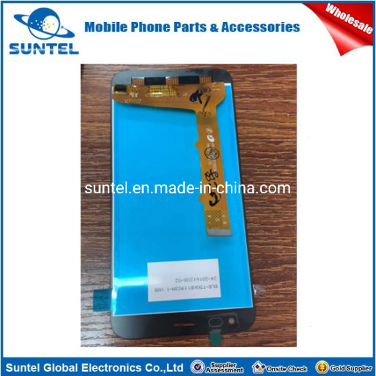China Mobile Phone LCD Display with Touch Screen for Hisense