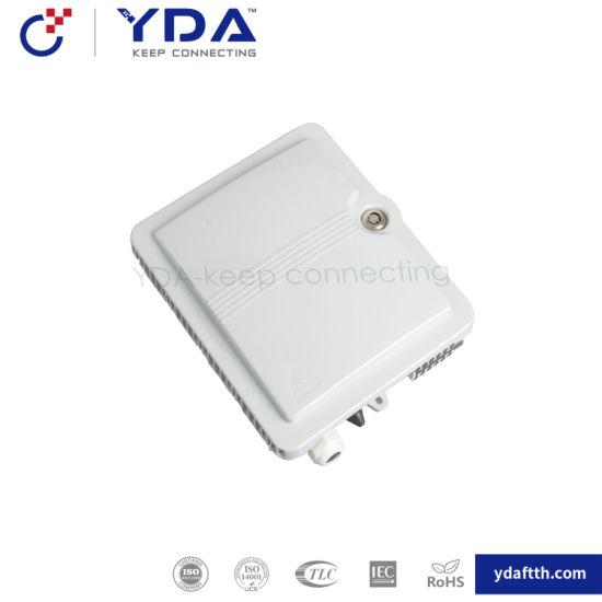 FTTH Outdoor Box 8 Core Fiber Optic Distribution Box