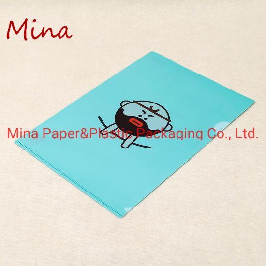PP Plastic Document File Bag