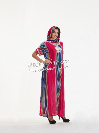 Ladies New summer designed Floral Kaftan dress African Style Free size