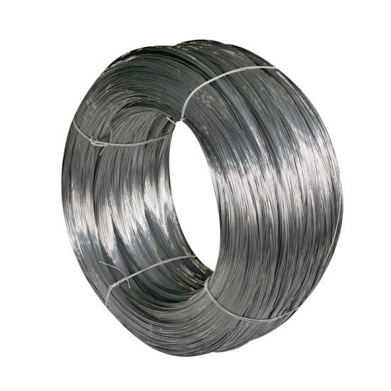 Galvanized Steel Cold Heading Spring Steel Wire Stainless Steel Wire