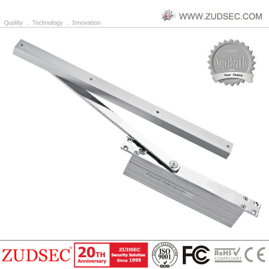 Aluminum Alloy Automatic Hydraulic Commercial Remote Control Door Closer pictures & photos