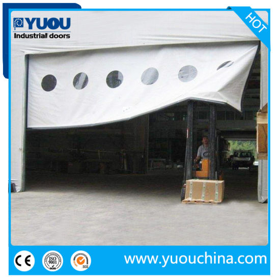 Automati High Speed PVC Door pictures & photos