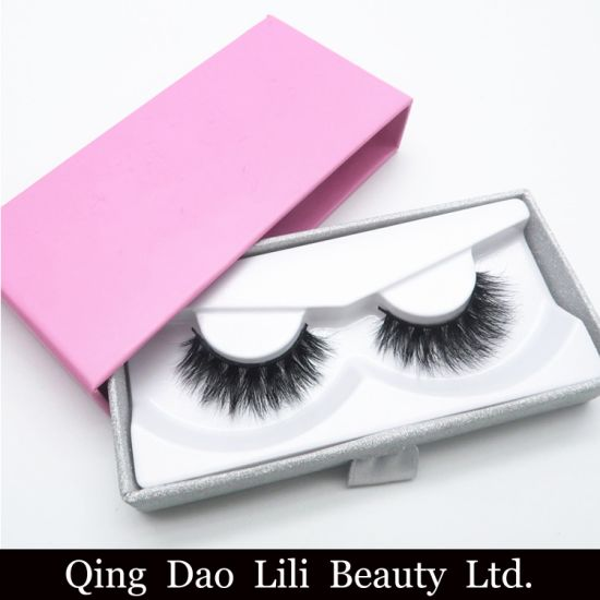 7305f3f0297 Wholesale Own Brand Custom Package Private Label 3D Mink Eyelashes Magnetic Lash  Box pictures & photos