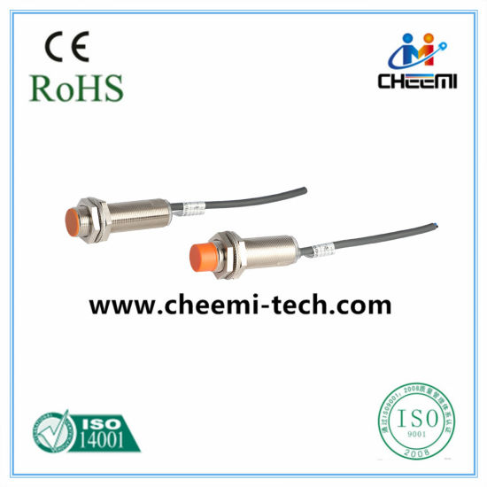 M18 Inductive Proximity Switch NPN PNP No Nc Proximity Sensor 2-Years Warranty