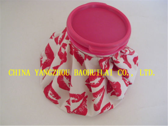 First Aid Relief Pain Cold and Hot Cloth Ice Bag
