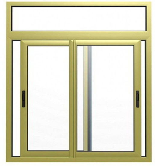 office sliding window residential commercial aluminum window frames office sliding makeup factory china