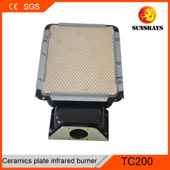 Roasted Beans The Best Choice for Infrared Burner (TC200) pictures & photos