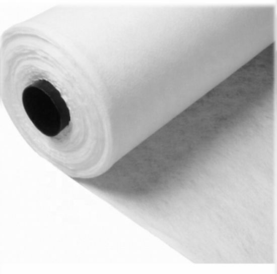 Needle Punched Nonwoven Polyester Fabric Geotextile