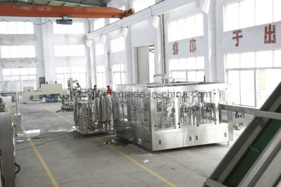 Automatic 5000-6000bph Liquid Water Filling Bottling Machine pictures & photos