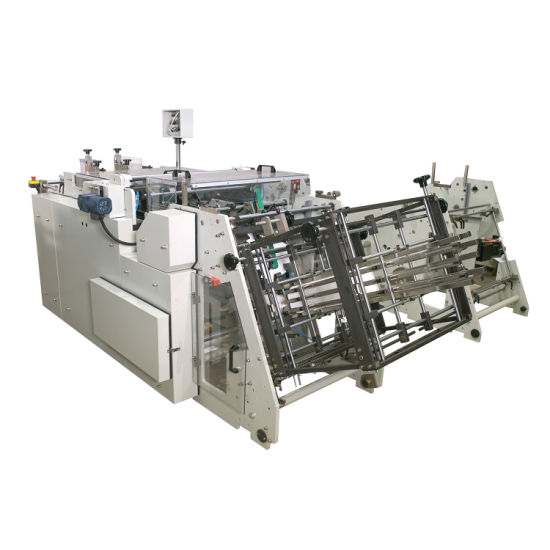 High Quality Bottom Sealer Carton Erecting Machine with Ce Certification