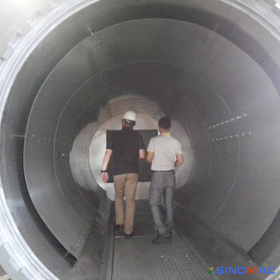 2500X6000mm CE Approved Medical Field Composite Reaction Pressure Vessel pictures & photos