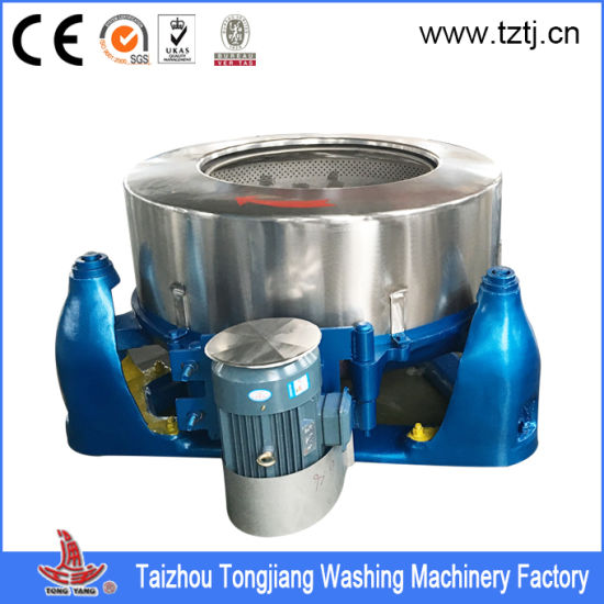 Laundry Extracting Machine Ss751-754 CE Approved & SGS Audited pictures & photos