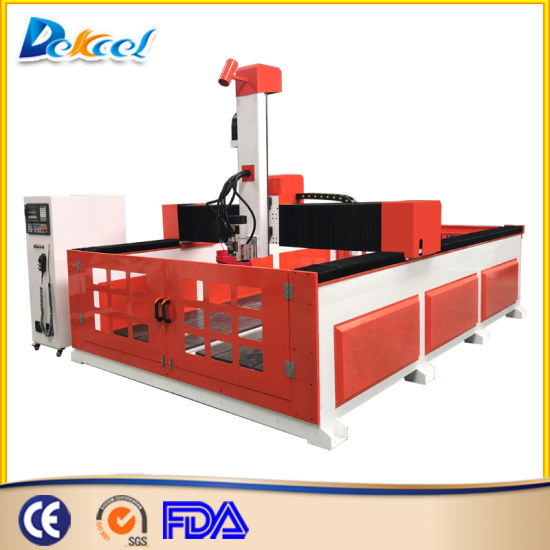 180-Degree Rotate Spindle Atc 4 Axis CNC Router for Wood Foam Molding 2040 pictures & photos