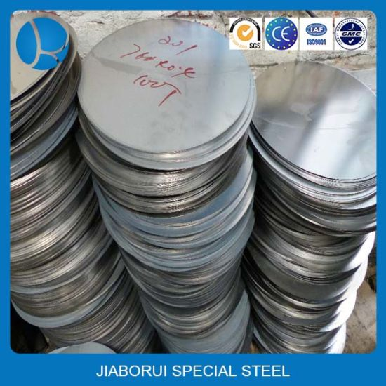 Half Copper 201 Stainless Steel Circle for Sale pictures & photos