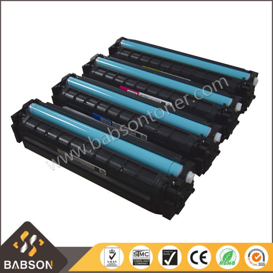 OEM Toner Cartridge 201A Color Laser Printer Toner for HP CF400A CF401A CF402A CF403A pictures & photos