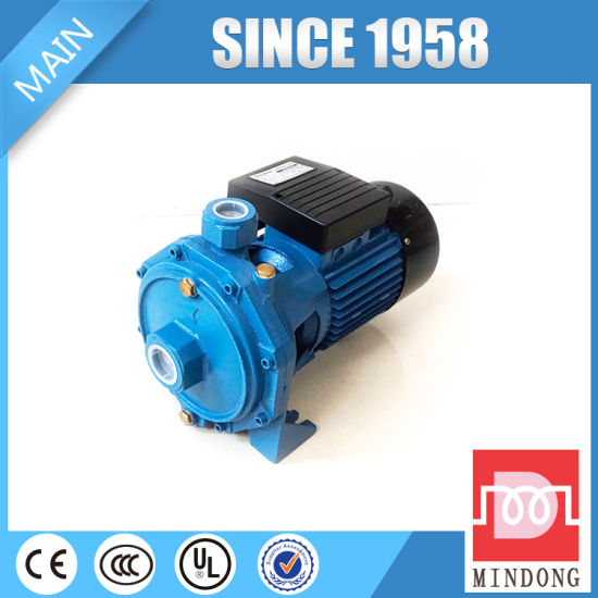 Cheap Double Impeller Scm2-95 7.5HP/5.5kw Centrifugal Water Pump for Home Use pictures & photos