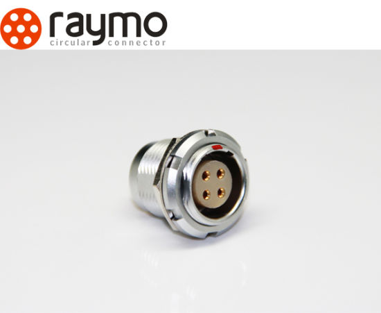 Lemoes Connector ECG Staight Contact for Printed Circuit PCB Connector