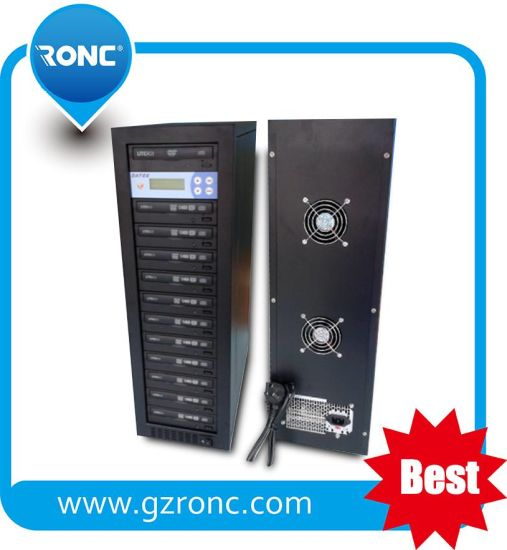 CD DVD Duplicator with 11 Trays CD Burner pictures & photos