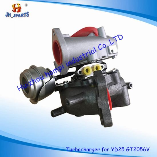 Td27 Turbo Kit