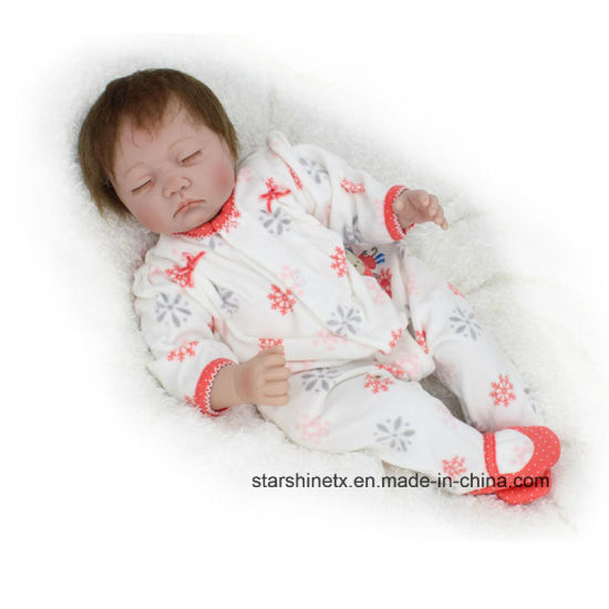Soft Silicone 22 Inch Doll Baby for Sale