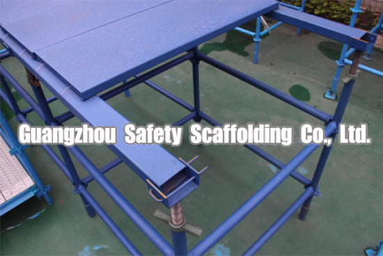 Q235 Steel Scaffold Decking Beam for Supporting Deck (dB1500) pictures & photos
