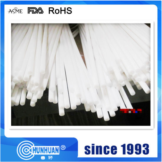100% Virgin PTFE Pressed/Extruded/Die Pressed Rod pictures & photos