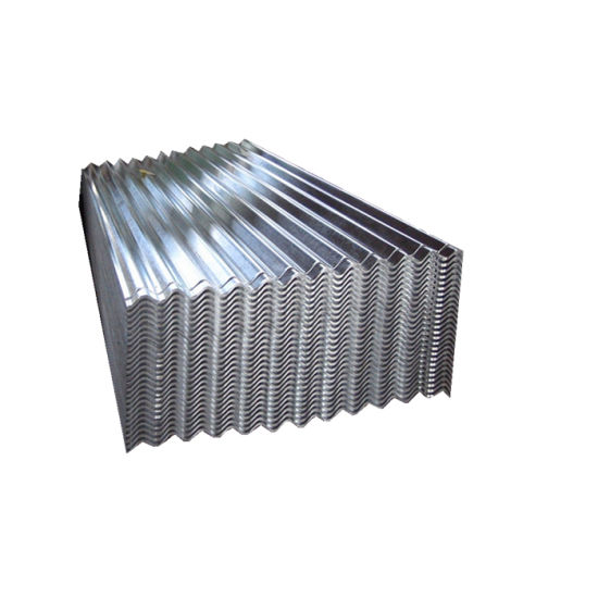 Z80 Galvanized Corrugated Sheet for Roofing Tile