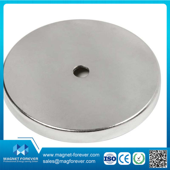 Sintered Strong Permanent Rare Earth NdFeB Neodymium Magnet pictures & photos