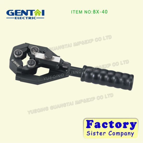 Good Quality Hand Cable Cutter Cable Stripper Knife (KBX-65) pictures & photos