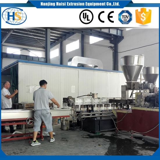 Competitive Price Plastic Wood Pellets Making Machine pictures & photos