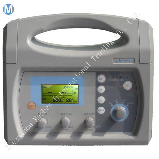 Wholesale Price High Quality Portable Uci Mechanical Portable Ventilator