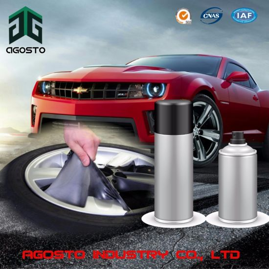 Peeable Acrylic Spray Paint for DIY Car Refinishing pictures & photos